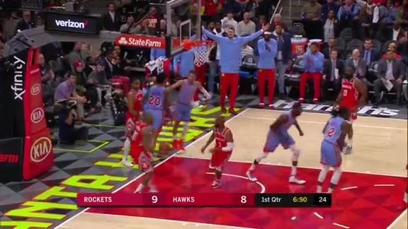 Trae Young Notches 24th Double-Double Of The Season