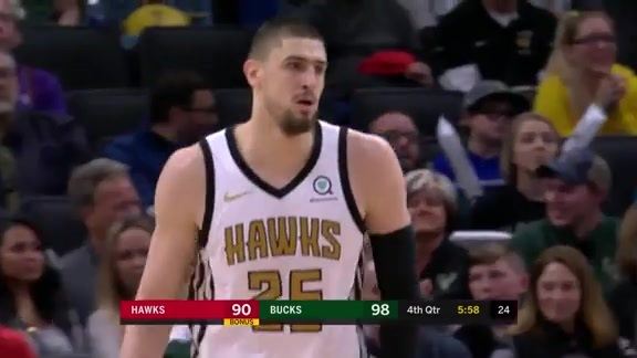 Alex Len Goes For New Career-High 33 Points In Milwaukee