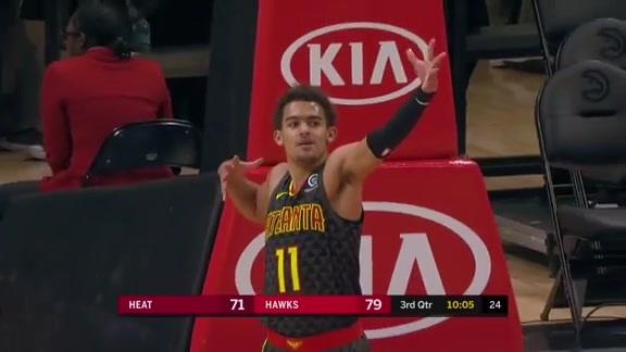 Trae Young: Droppin' Dimes That Makes You Double-Take