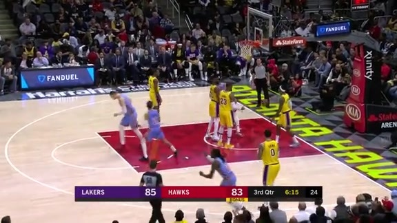 Top Plays of the 2018-19 Season: Omari Spellman