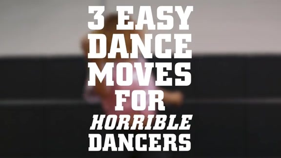 3 Easy Dance Moves To Learn From The ATL Hawks Dancers