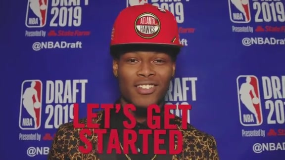 2019 NBA Draft: Atlanta, Opportunity Awaits
