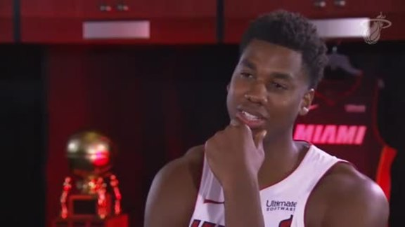 Hot Seconds With Jax - Hassan Whiteside