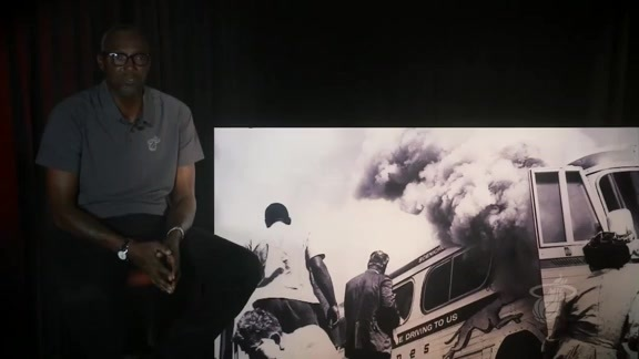 BHM: Keith Askins on The Freedom Riders