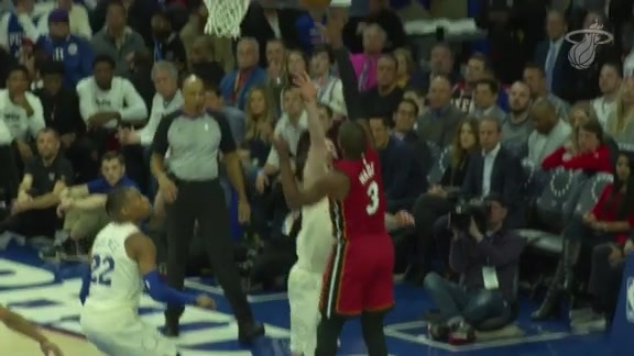 First Half Highlights vs 76ers (4/16/18)