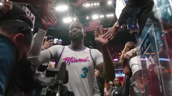 Thank You, HEAT Nation