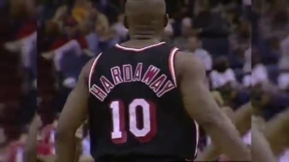Tim Hardaway's Career-High 45 Points