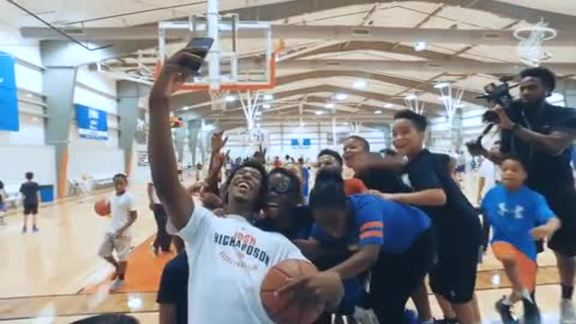 Josh Richardson's Hometown Camp