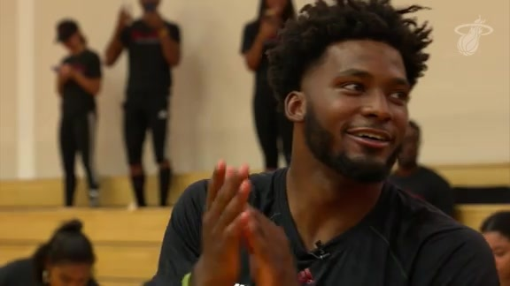 Justise Winslow's Hometown Camp