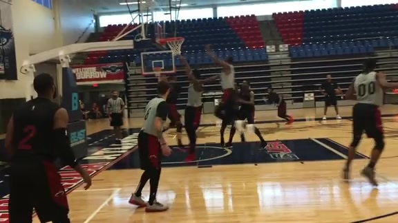 Training Camp Day 1 Highlights