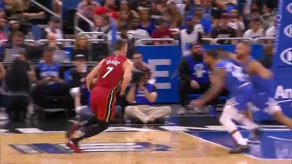 Dragić Highlights vs Magic (10/17/18)