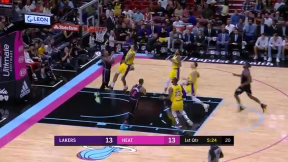 Richardson Blocks Kuzma