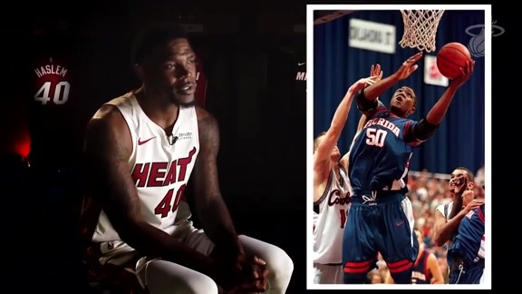 My Number- Haslem