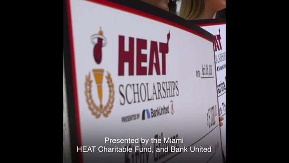 Miami HEAT Scholarships 2019