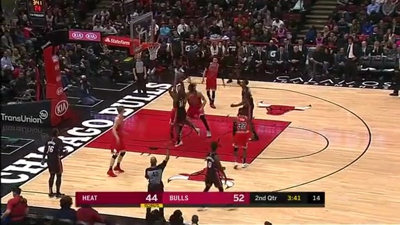 Waiters Finish With Contact
