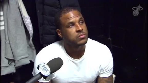 Postgame: Dion Waiters (1/21/19)