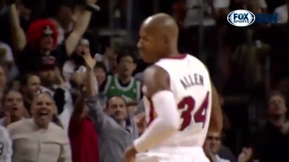 Inside the HEAT: Ray Allen