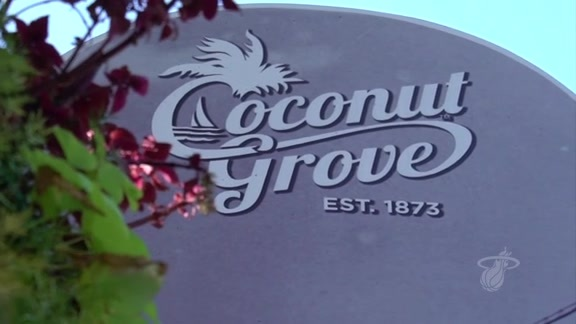 BHM: Jason Jackson on Coconut Grove