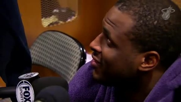 Postgame: Dion Waiters (2/13/19)