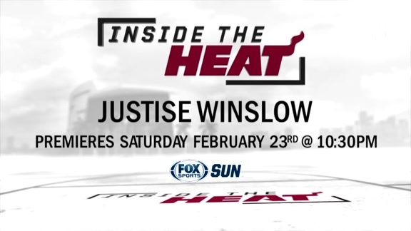 Inside the HEAT: Justise Winslow Teaser