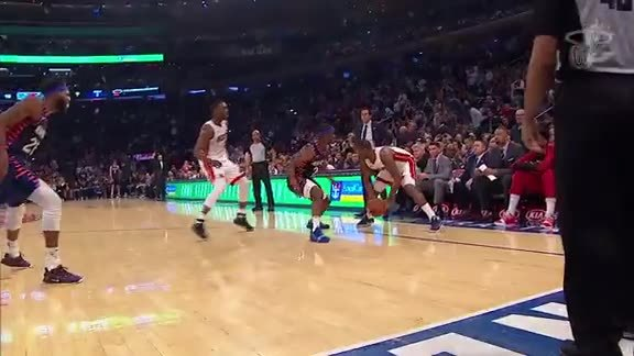 Waiters Highlights vs Knicks (3/30/19)