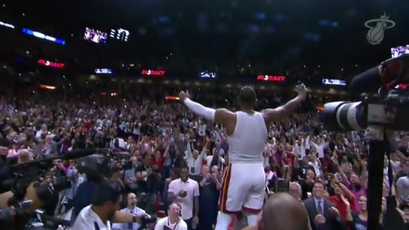 Neither One Of Us - Dwyane Wade Tribute