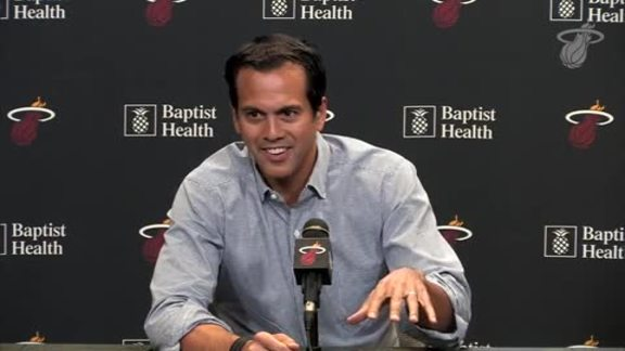 Exit Interview: Erik Spoelstra (4/12/19) Part 1