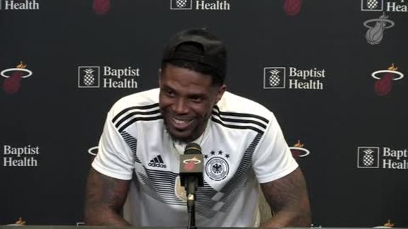 Exit Interview: Udonis Haslem (4/12/19)
