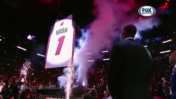 Inside the HEAT: Chris Bosh