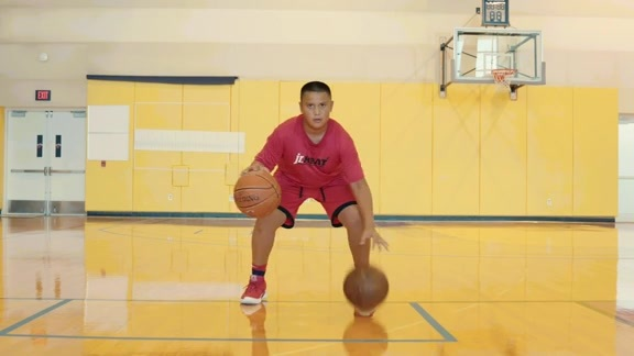 Coach's Corner: Alternating Dribble