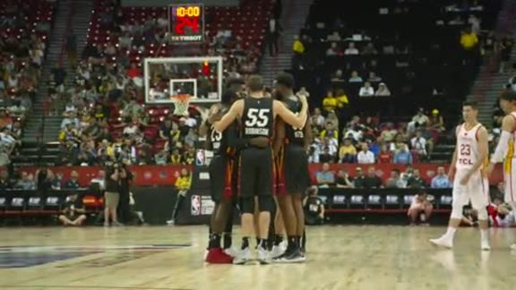 Summer League: HEAT vs China Video Recap (7/5/19)