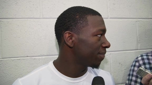 Summer League Postgame: Kendrick Nunn (7/9/19)