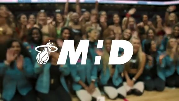 2019-20 Miami HEAT Dancer Auditions
