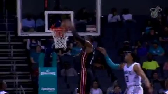 Bam Gets His Way Against Hornets