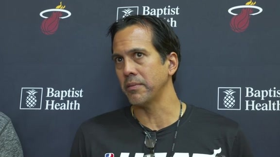 Coach Spo Provides Status Update On Team