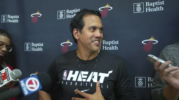 Coach Spo On Dealing With The
