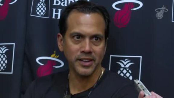 Coach Spo On The Lineup Moving Forward