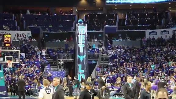 Hornets Unveil 30th Anniversary Campaign