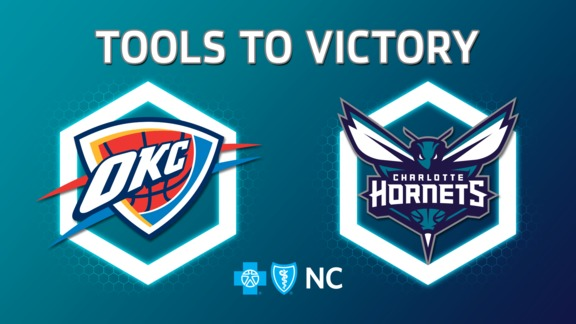 Tools to Victory Presented by Blue Cross and Blue Shield of North Carolina - 1/13/18