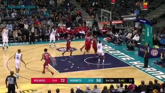 Game Highlights vs. Wizards - 1/17/18