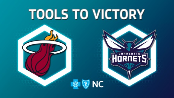 Tools to Victory Presented by Blue Cross and Blue Shield of North Carolina - 1/20/18