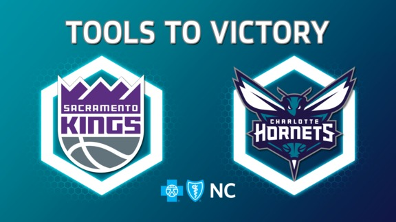 Tools to Victory Presented by Blue Cross and Blue Shield of North Carolina - 1/22/18