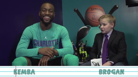Brogan's Big Music Show | Kemba Walker