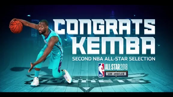 Kemba Walker Named to Second-Straight All-Star Game