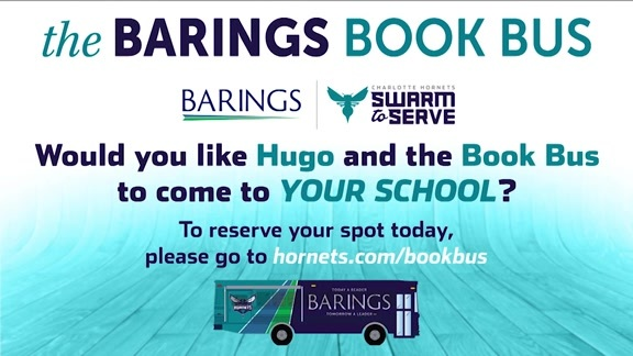 Barings Book Bus - 2/13/18