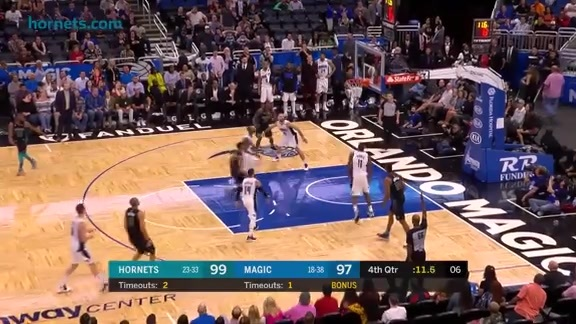 Game Highlights vs. Magic - 2/14/18