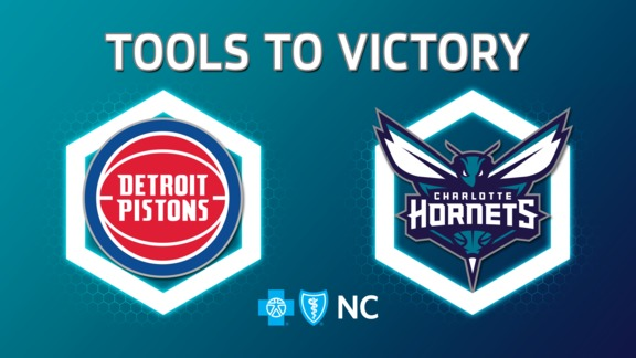 Tools to Victory Presented by Blue Cross and Blue Shield of North Carolina - 2/25/18