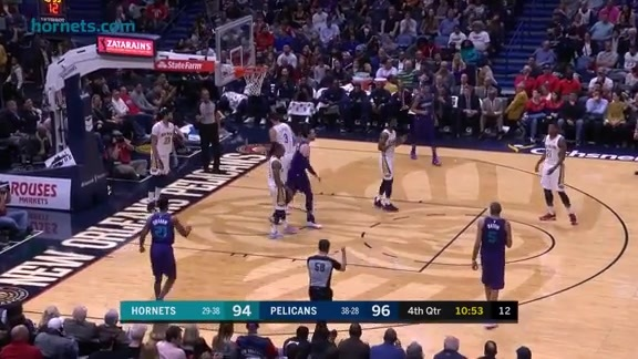 Game Highlights | at Pelicans - 3/13/18