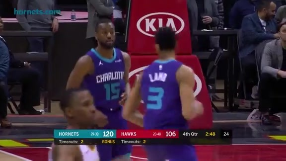 Hornets Highlights | Kemba Walker vs Hawks - 3/15/18