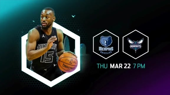 NBA 2K Preview vs Memphis - 3/22/18